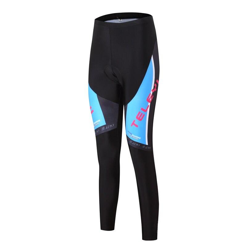 Ženske kolesarske hlače Pro kolesarske hlače črne športne MTB - Kolesarjenje - Fotografija 5