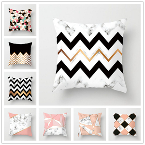 45*45cm Geometric Pillow Case