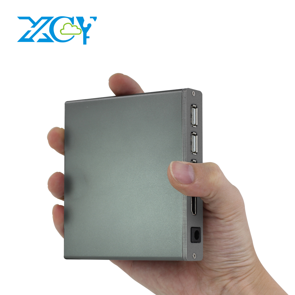 Mini PC Intel Atom x5-Z8300 Windows 10 2GB RAM 32GB ROM WiFi Bluetooth 5xUSB HDMI TF Card Pocket PC TV Box Fanless fanless windows 10 mini pc desktop mele pcg09 2gb 32gb intel bay trail atom z3735f sata hdd m 2 ssd hdmi vga lan wifi bluetooth