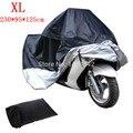 Motocicleta da Bicicleta Moped Scooter Capa Impermeável Chuva UV Prevenção Poeira Dustproof cobertura para honda cb cbr 600 rr f2 f4 f4i 600