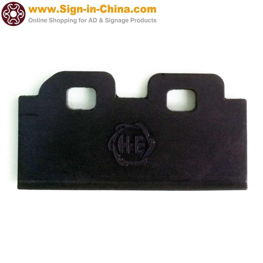 H-e bagian pelarut wiper untuk dx5/dx6 printer inkjet roland vs-640-1000006517