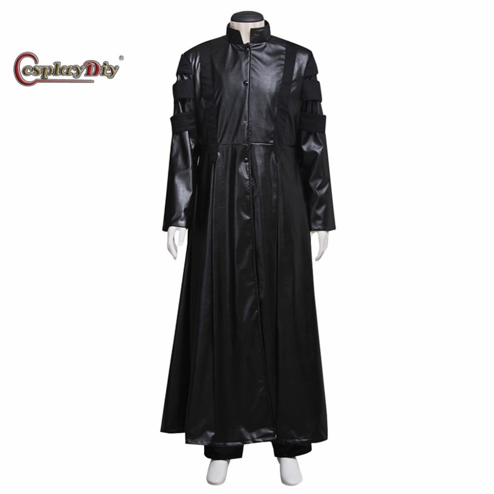 Cosplaydiy Stargate Atlantis The Wraith Costume Adult font b Men b font Halloween Carnival Cosplay Clothes