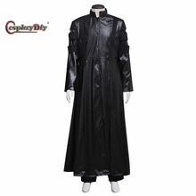 Cosplaydiy Stargate Atlantis The Wraith Costume Adult Men Halloween Carnival Cosplay Clothes Custom Made J5