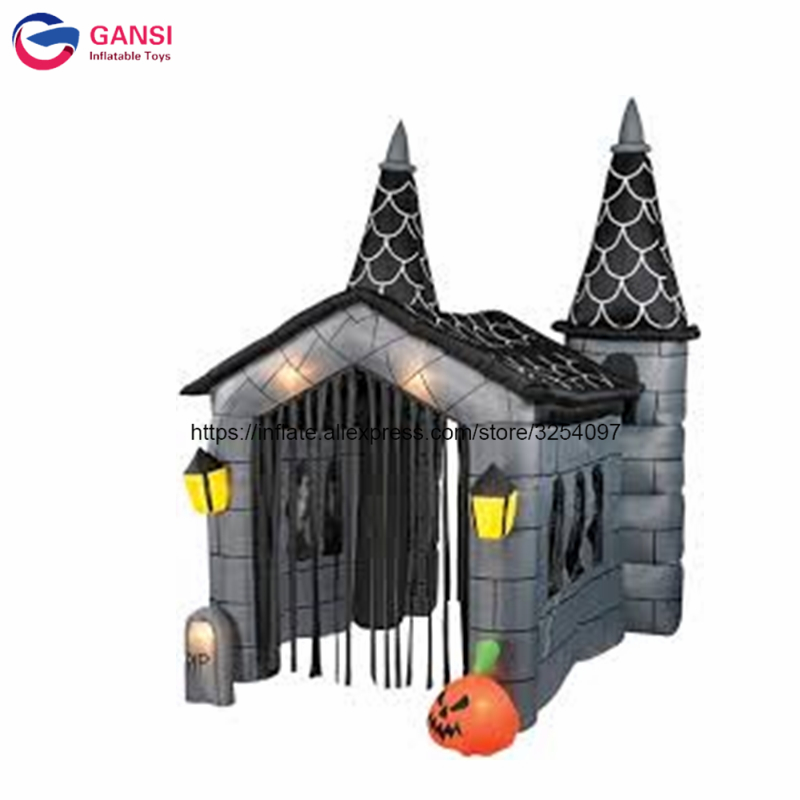 inflatable haunted house35