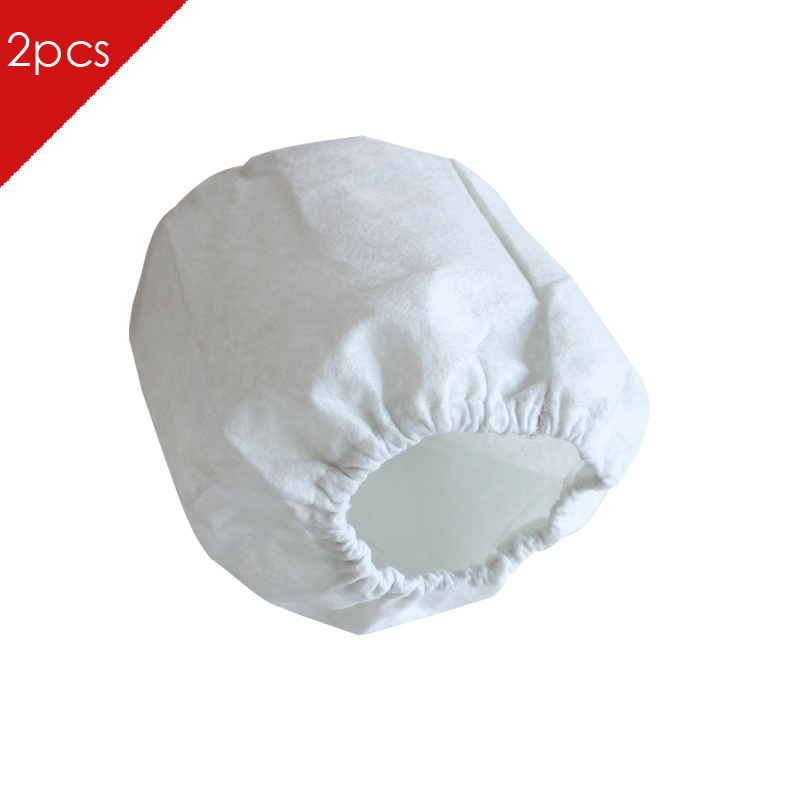 2pcs/lot Universal Filter Mesh HEPA FILTER BAG For Haier Vacuums Cleaner Parts HC-T3143R HC-T3143A HC-T3163