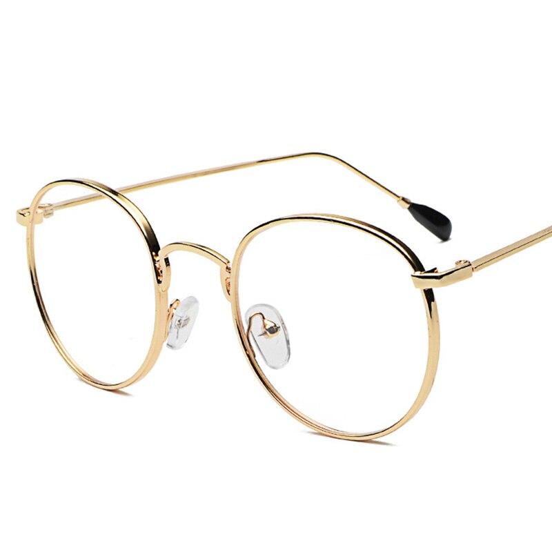 Aluminio sin marco gafas de lectura HD lente Presbyopia gafas sin ...