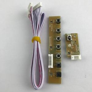 Image 5 - V56 LCD TV monitor di Bordo di Driver del Controller kit completo FAI DA TE per pin 2ch 8bit 4 pz CCFL pannello LVDS LCD accessori 756284