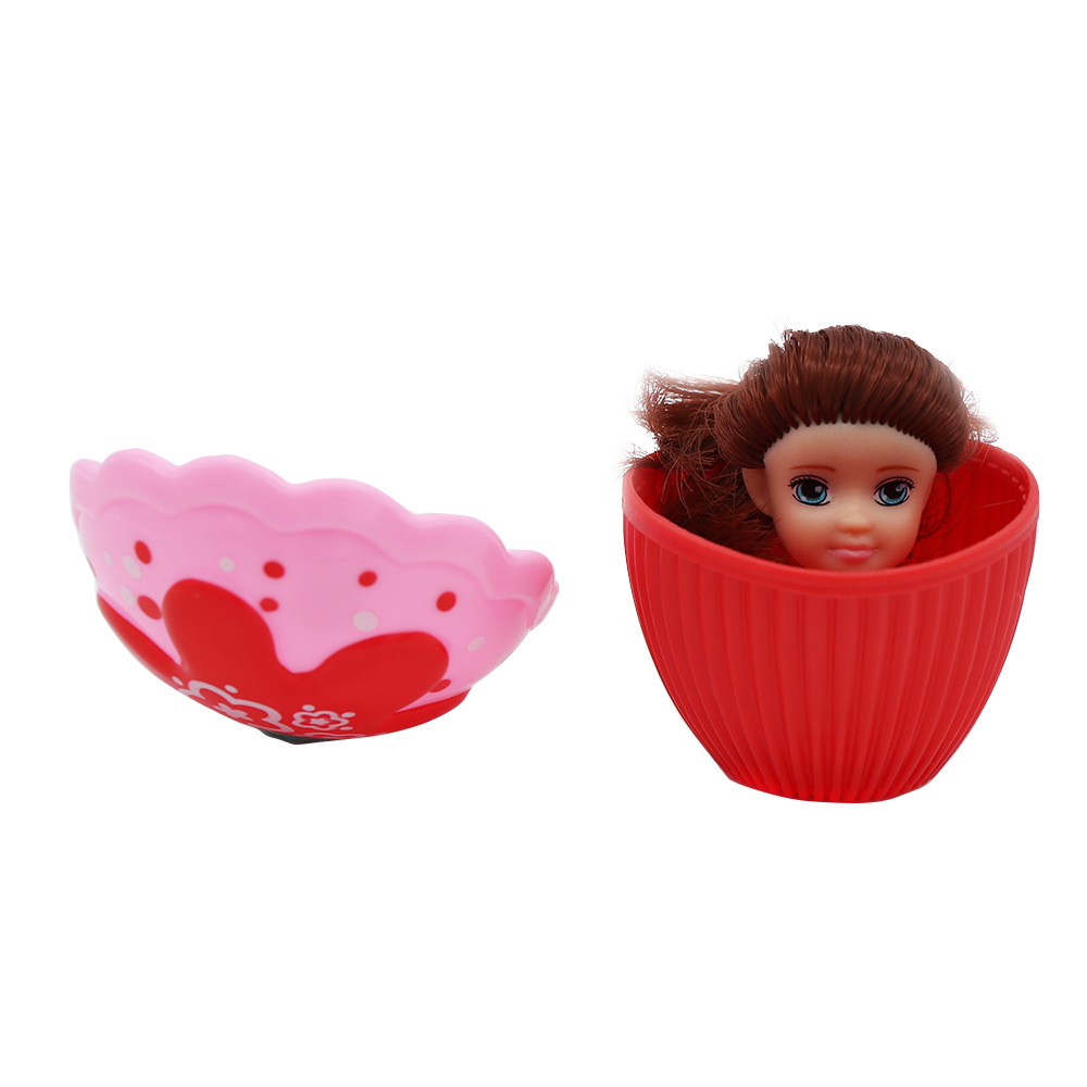 """For 15/""""-18/"""" Girl Dolls Mini Food Pretend Play Assortment of SCENTED CUPCAKES 5"""
