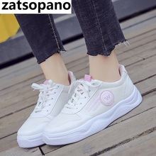 ZatsopanoFashion Wild Sneakers Women Mesh Breathable Casual Shoes Comfortable Increased Platform Zapatillas Mujer