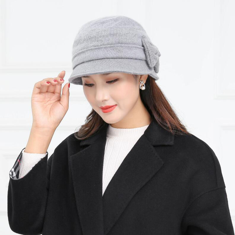 NEW women's Skullies Hat Bonnet Winter Beanie Knitted Hat Velvet Cap Thicker Mask Fringe Sports Beanies Hats for girls Warm caps подставки под телевизоры и hi fi md 522 1110 черный дымчатое стекло