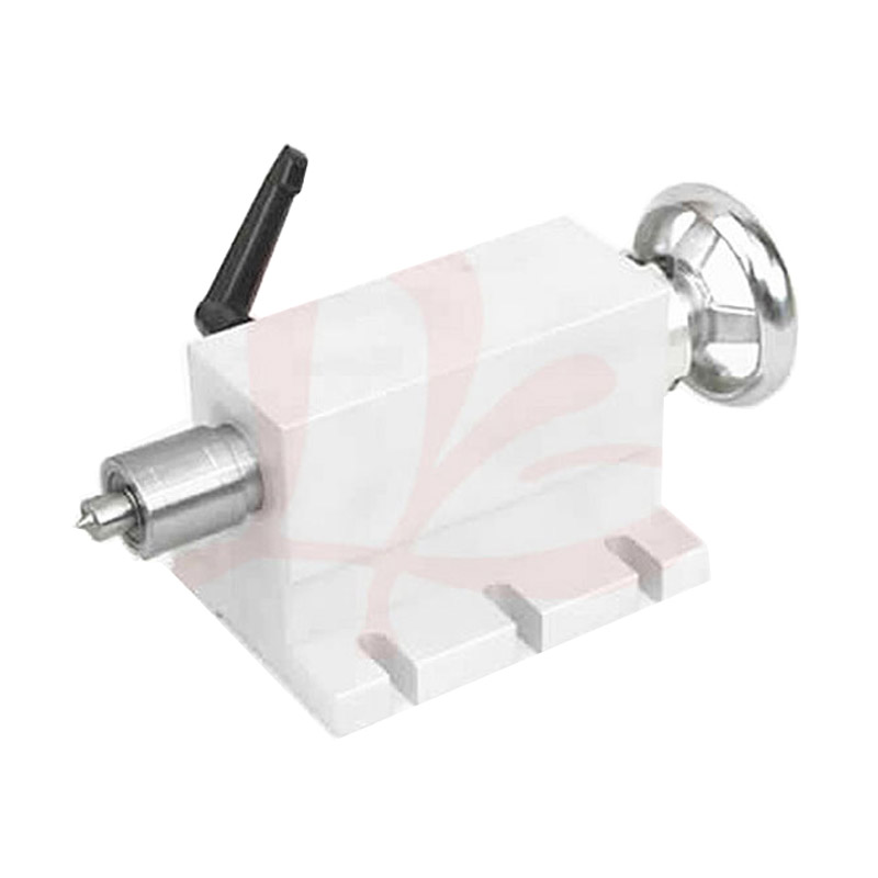 CNC Tailstock for Rotary Axis, cnc parts rotary axis tailstock 001 for mini cnc router rotary axis mini router cnc