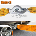 1X Car Styling Towing Rope 3 Meters 3 Tons For Audi A3 A4 B6 B8 B7 B5 A6 C5 C6 Q5 A5 Q7 TT A1 S3 S4 S5 S6 S8 Accessories