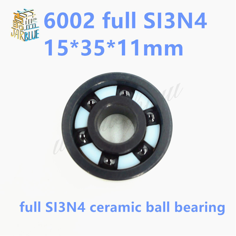 Free Shipping 6202 Full Si3n4 ceramic bearing 15*35*11mm ceramic si3n4 rings/balls ptfe cage biodroga антистрессовая сыворотка препятствующая фотостарению biodroga skin booster anti uv stress serum 43369 75 мл page 8