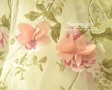 Flower Petal Girls Dress