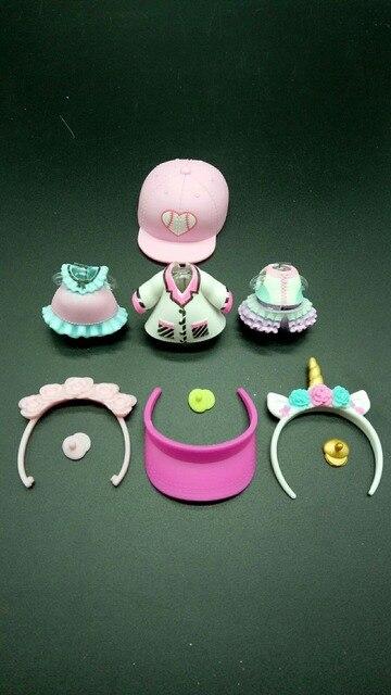 Lol original acessórios Diy acessórios da boneca modelo boneca de presente