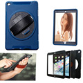 For iPad Mini Retina Original  Armor Shockproof Heavy Duty Silicone Hard Case Stand Smart Cover For iPad Mini 1 2 3 Retina
