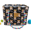 Fashion Cute Bear Water Wash Bag Men and Women Package Bath Portable Cosmetic Bag High Capacity Organizer Make Up Bag 11 11 2016