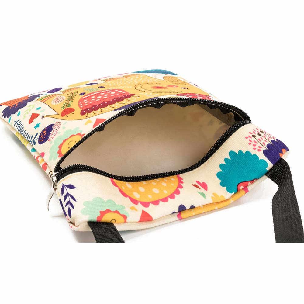 Bolso de mano con estampado de elefante, bolso de hombro para mujer, paquete de cartero, bolso de mano informal para mujer, bolso de mensajero para mujer