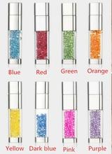 Hot Sale Pen drive diamond usb flash drive 4gb 8gb 16gb 32gb 128gb usb memory stick metal pendrive colourful flash card usb key стоимость
