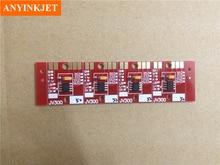 High quality Mimaki LF-140 permanent chip (1set 4color)