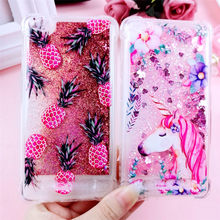 Funda Redmi 4A OWL Pineapple para Coque Xiaomi Redmi 4A funda para Xiaomi Redmi 4A Soft Liquid Dynamic antigolpes fundas de teléfono(China)