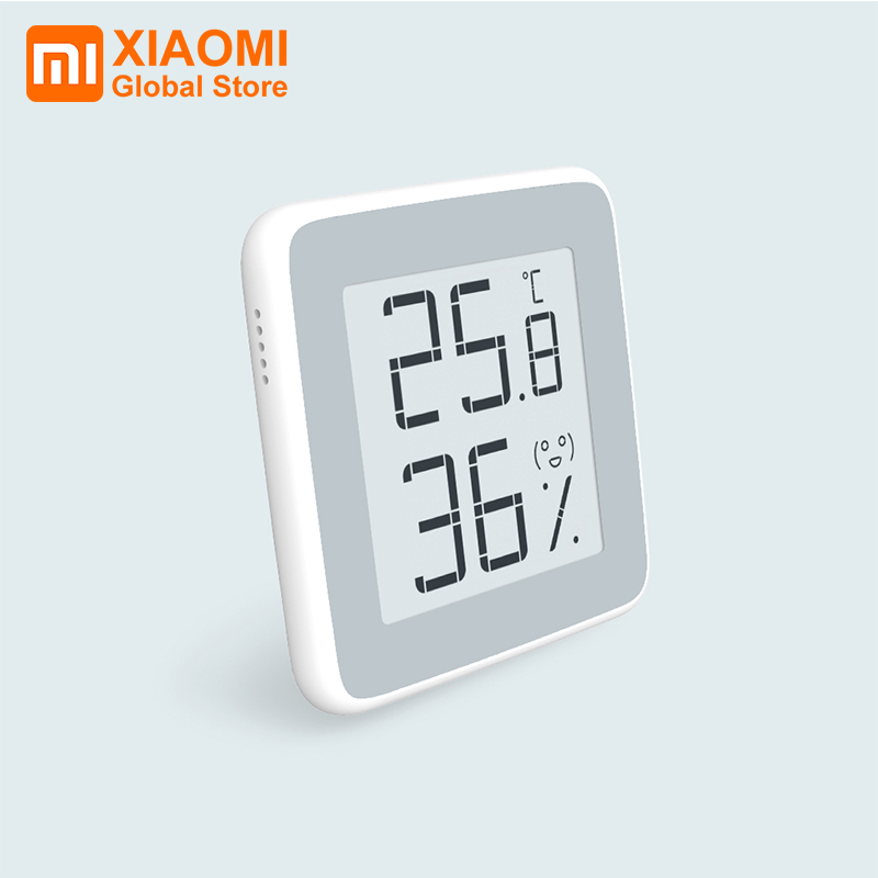 Xiaomi Temperature-Humidity-Sensor-Ink Screen-Display Digital E-Link Home LED