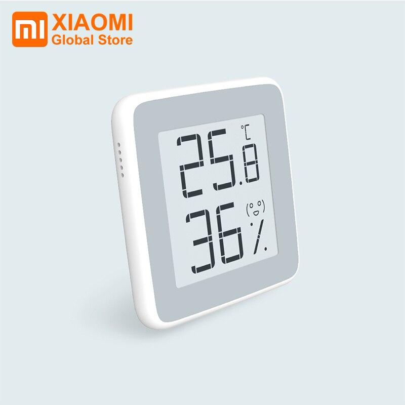 Xiaomi MiaoMiaoCe E-Link Termômetro De Temperatura E Umidade Sensor de TINTA Tela Display Digital Medidor de Umidade Umidade LEVOU para Casa