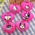 Mini Cattoon Mouse Coin Purse Cat Cute Female Children's Wallet Bags For Girls Kid Gift Bolsa Feminina
