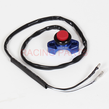 Free Shipping Motorcycle Off-Road Vehicle Modified Parts CNC Flameout Switch T6