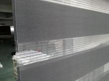 Horizontal Sheer Shade Blind Zebra Dual Roller Blinds Treatments font b Window b font Custom Cut