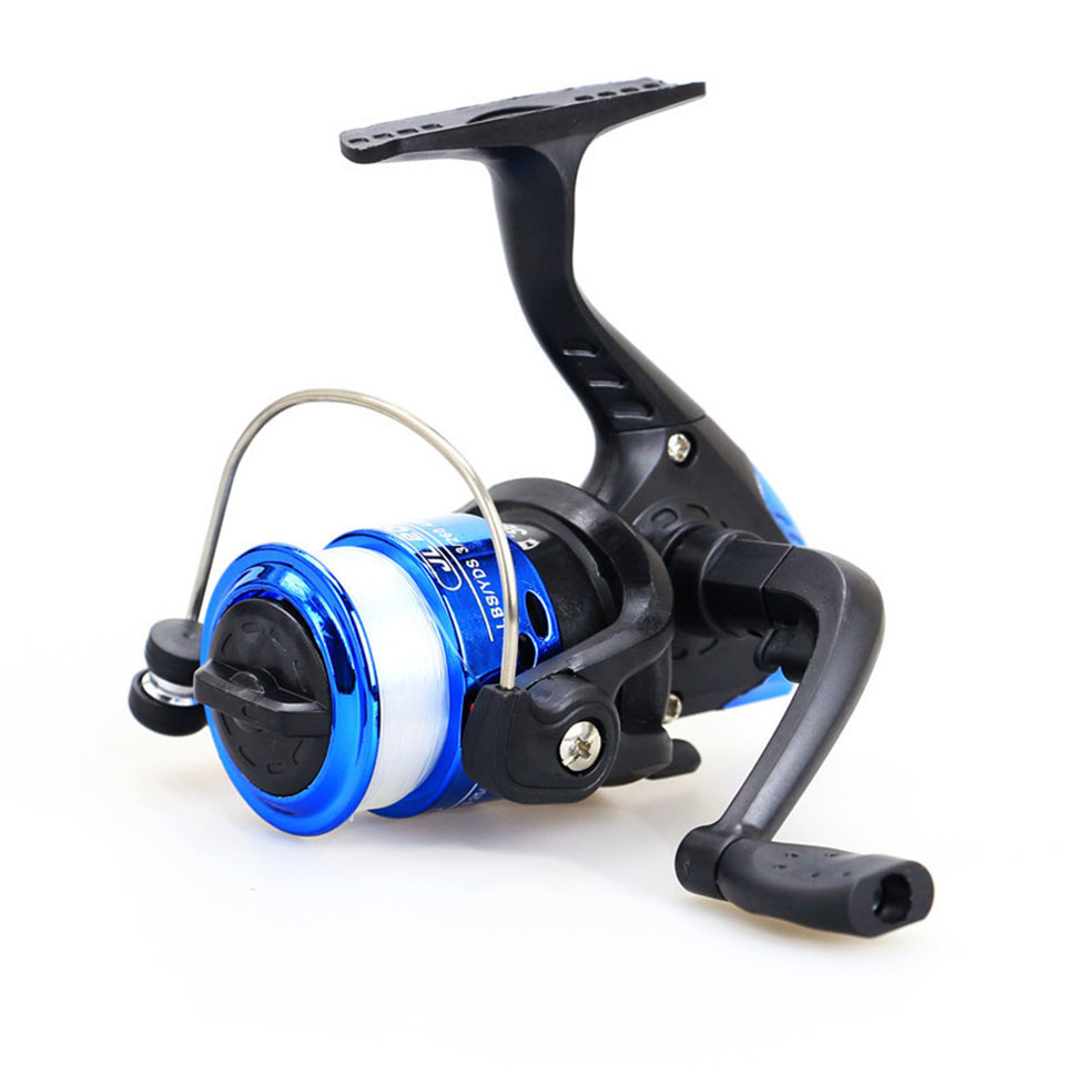 High Quality 5.1:1 Electroplate Spinning Fishing Reel Carp Fishing Wheel Spinning Reel for Sea Fishing
