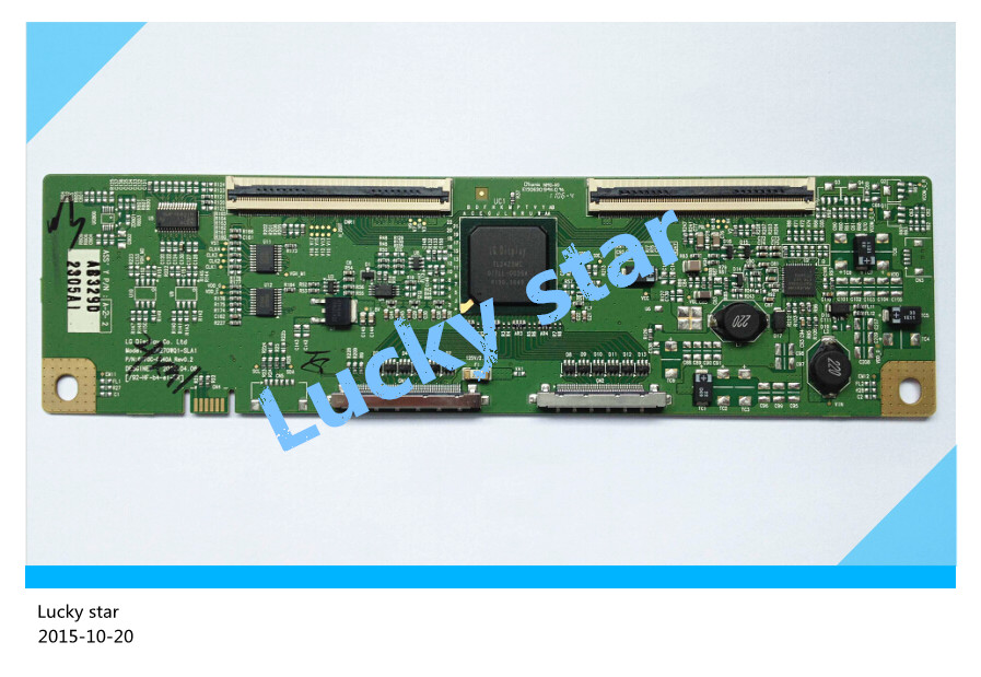 все цены на good working High-quality for original 98% new for board LM270WQ1-SLA1 6870C-0340A T-con logic board 2pcs/lot онлайн