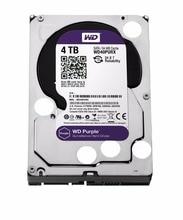 WD Purple 4TB HDD Surveillance Hard Disk Drive – 5400 RPM Class SATA 6 Gb/s 64MB Cache 3.5 Inch – WD40PURX