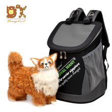 DannyKarl 2019 Explosive Outdoor Pet Bag Factory Nylon Material New High Quality Backpack Out Portable Travel Cat Car