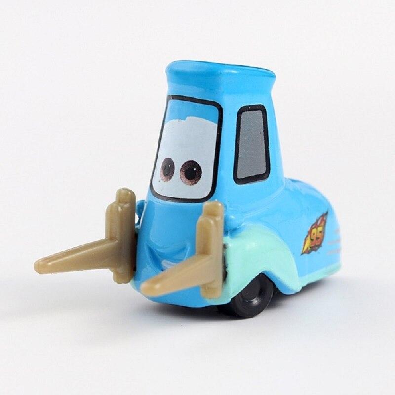 Disney Pixar машина 3 Молния Маккуин гоночный семейный 39 Джексон шторм Рамирез 1:55 литой металлический сплав детская Игрушечная машина - Цвет: 2
