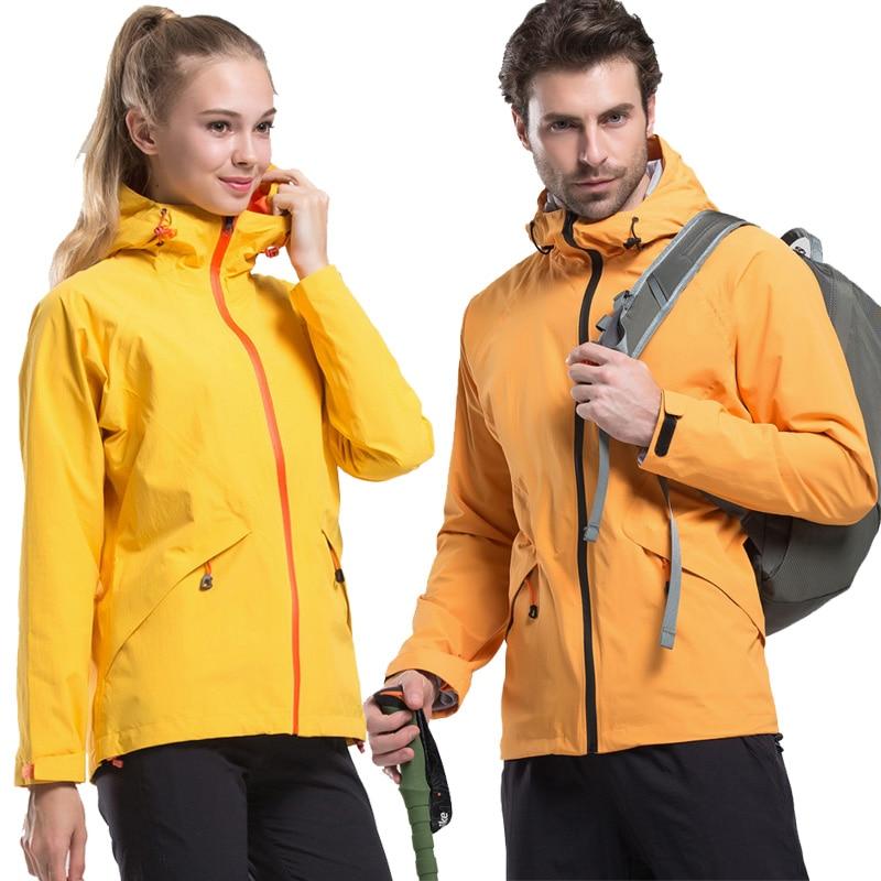Nouveau femmes veste extérieure manteau printemps automne femmes hommes Camping randonnée coupe-vent femme vestes sportswear imperméable coupe-vent