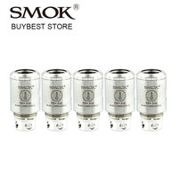 5pcs SMOK TFV4 TF N2 Standard Air Core 0 12 Ohm Coil Head For TF V4