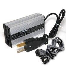 36 В Батарея Зарядное устройство для Гольф корзину с алюминиевого сплава В виде ракушки ручеек режим зарядки Зарядное устройство для электрических автомобилей клубе Прямая доставка