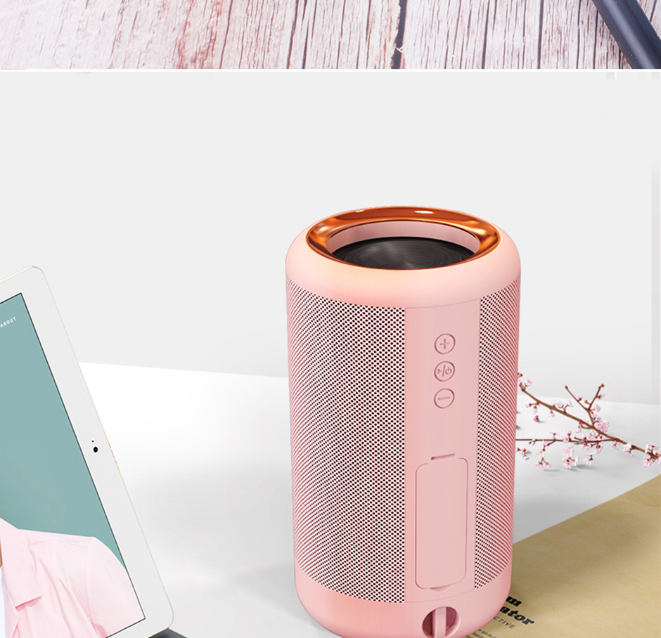 Opruide HiFi Waterproof Portable Bluetooth Speaker With 3D Stereo Music Surround And AUX For Smartphone 20