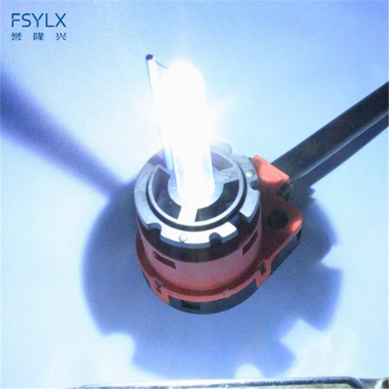 FSYLX D2C D2S Ксеноновая лампа HID - Автомобильные фары - Фотография 6