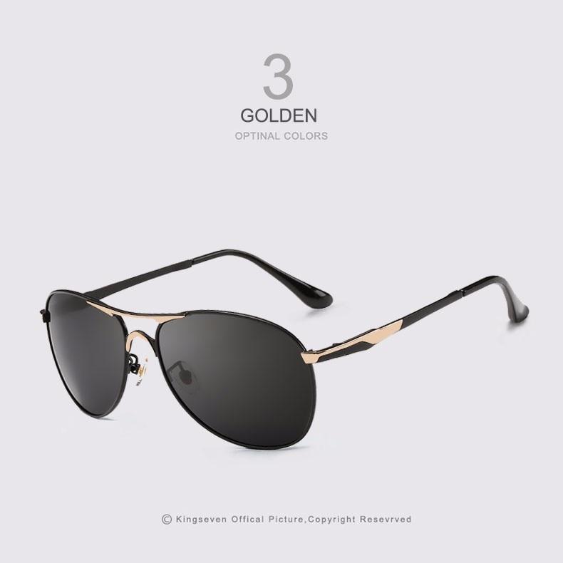 High Quality Polarized Sports Sunglasses Men Brand Designer UV protection KINGSEVEN Sun Glasses Driving Eyewear Male masculino 3