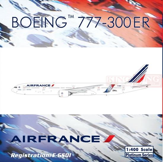 Pre sale: Phoenix 11216 Air France F-GSQI JonOne 1:400 B777-300ER commercial jetliners plane model hobby gjcca1366 b777 300er china international aviation b 2086 1 400 geminijets commercial jetliners plane model hobby