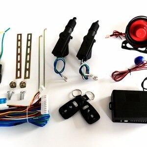 24V Car Alarm System One Way V