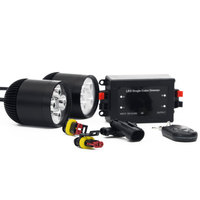 4 U2 Cree 20W 1600lumens Waterproof Motorcycle Signal Light