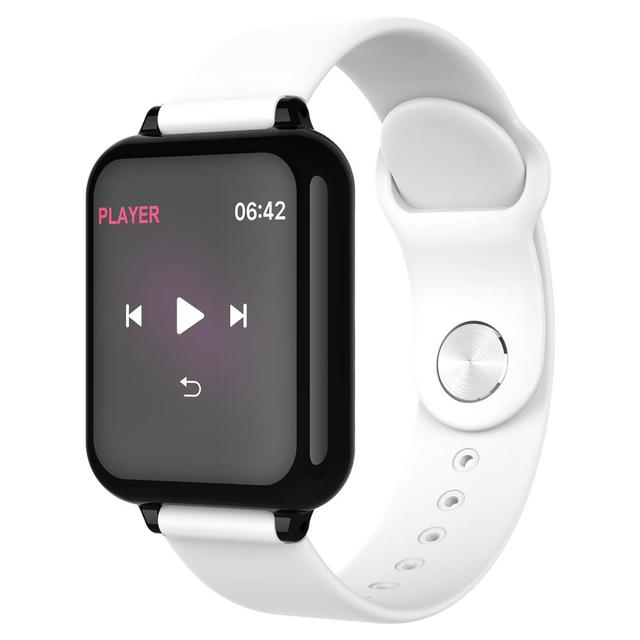 Unisex Luxury Smart Digital Watch 6