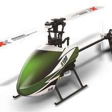 Parkten Wltoys XK K100 helicopter 6CH 3D 6G System Brushless Motor RC Helicopter RC Quadcopter Compatible with FUTABA S-FHSS