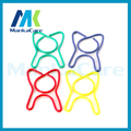 100 pcs Colorful Clip Creative Dental Gift Paper clip Dental Clinic Clip Special gift for dentist Medical lab Free shipping