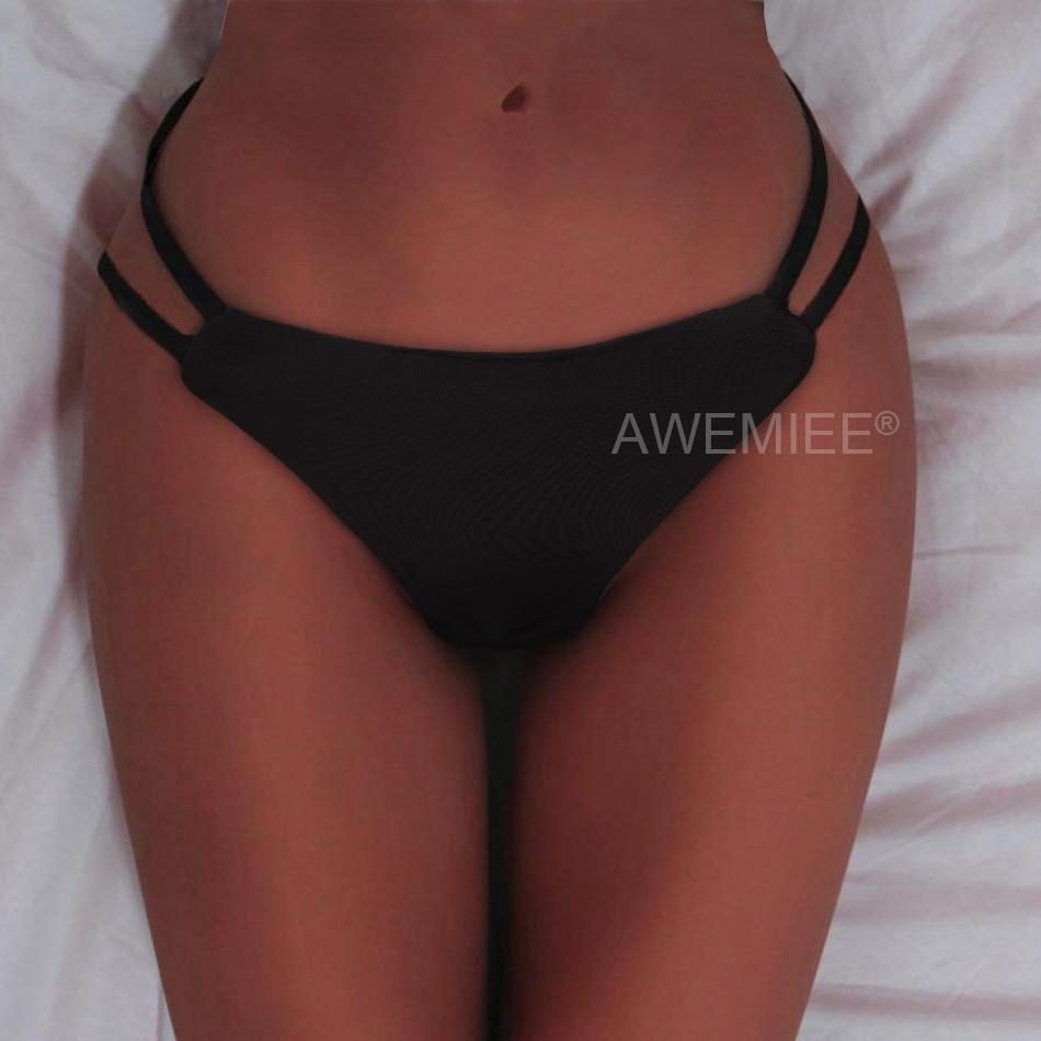Panties   Women Sexy Lingerie Women Thong Bikini Low Underwear Invisible Seamless G String Micro Hot Briefs Thongs G-string Femme