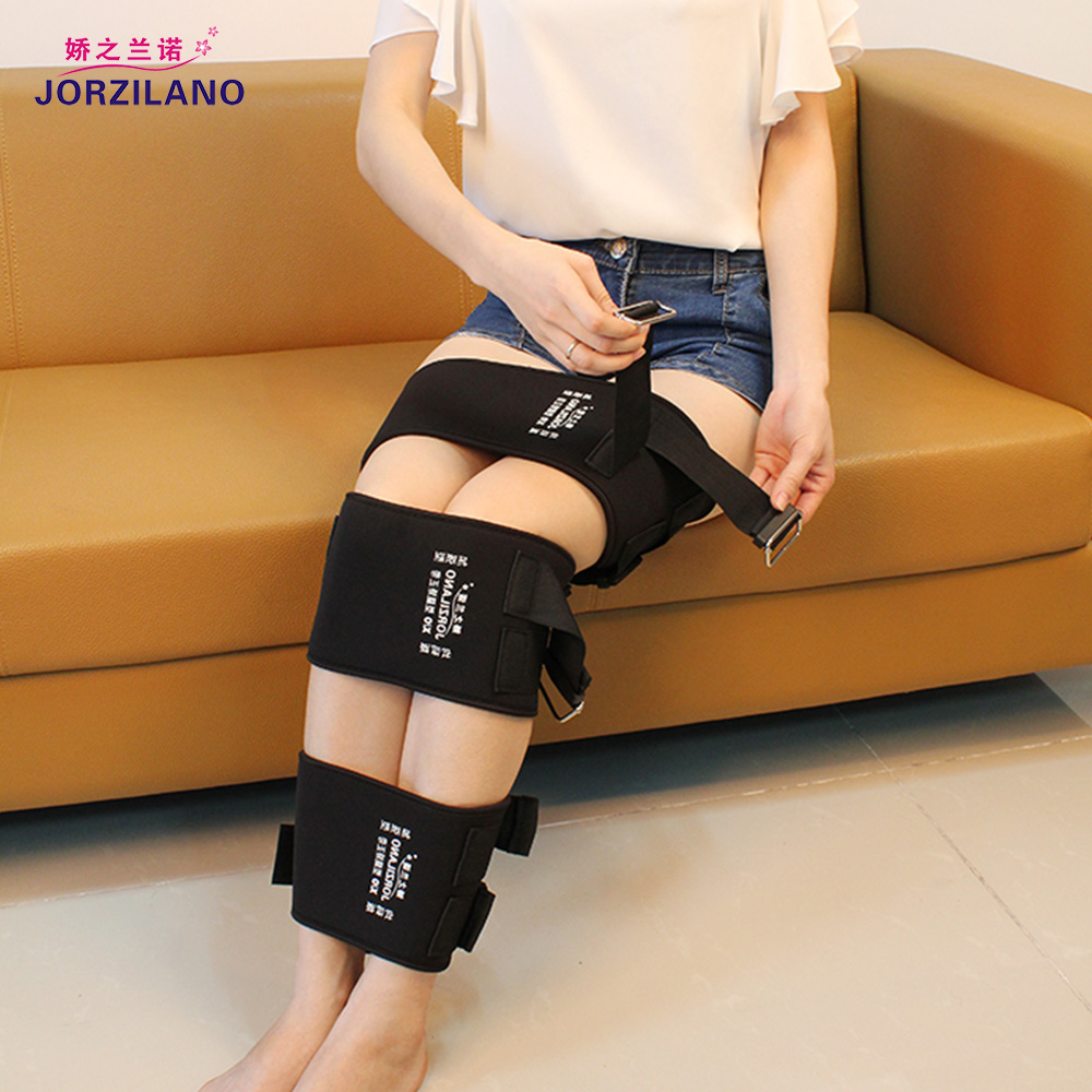 high quality Free Size O/X Form Leg Correction Belt Intensive Corrective Leg Bandage For Men Women straight leg correction strap free size o x form legs posture corrector belt braces