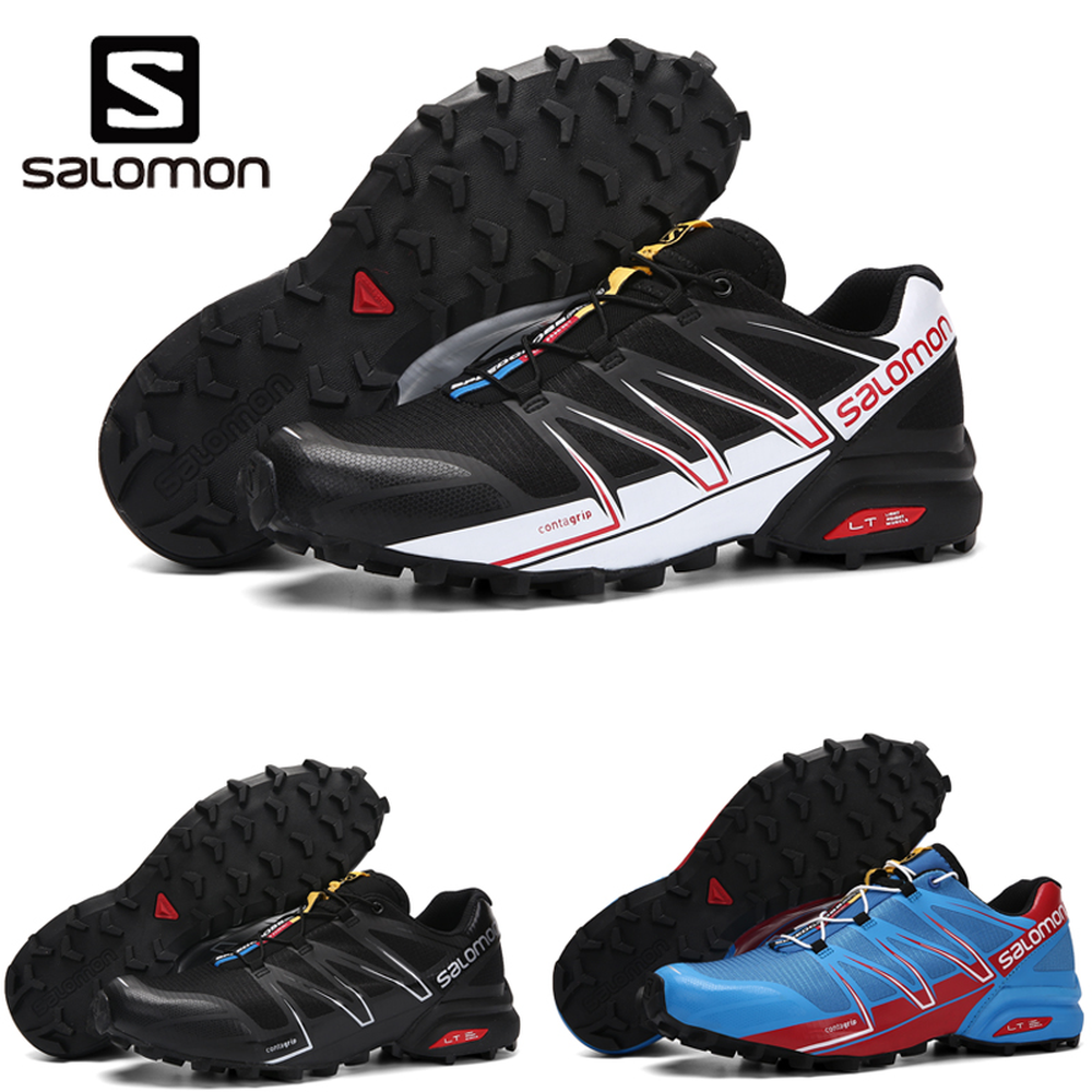 f62856e5c4d Salomon Speedcross Pro Outdoor Male Sports Shoes Speed cross 3 Trail Running  Classic Mens Running Shoes